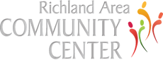 Richland Area Community Center Retina Logo