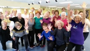 Swingin With Susan Richland Area Community Center